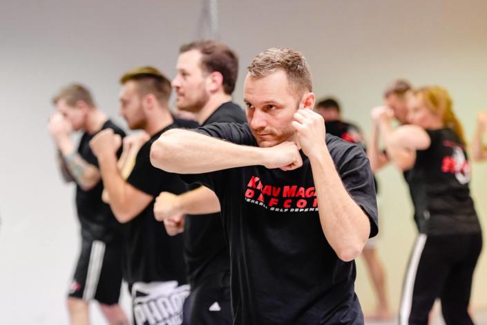Training - Krag Maga Defcon Singen