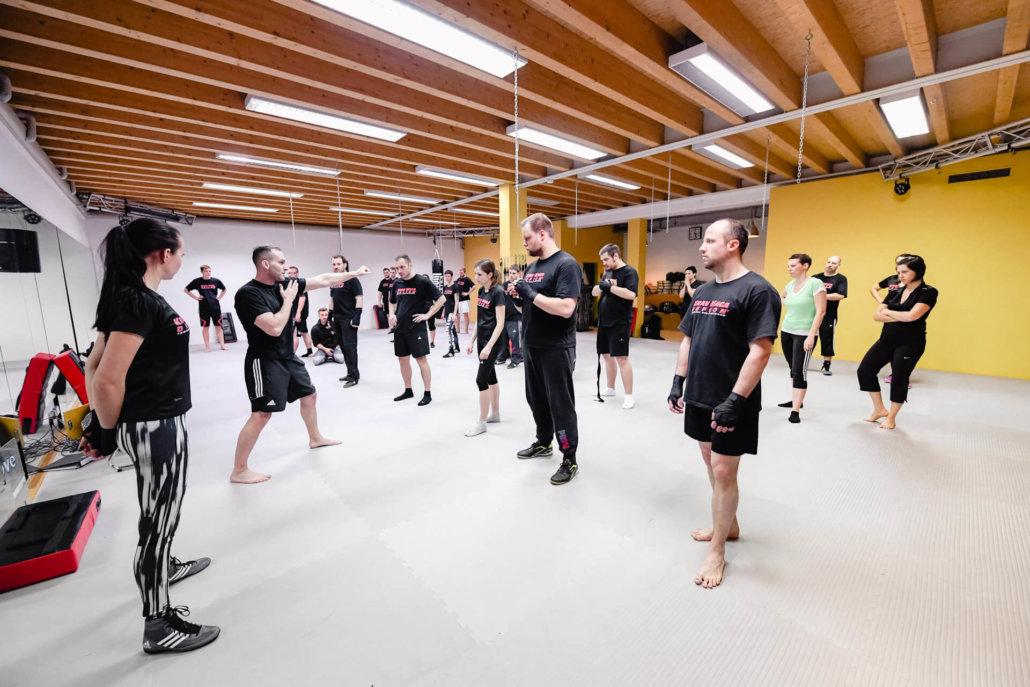 Training - Krav Maga Defcon Singen