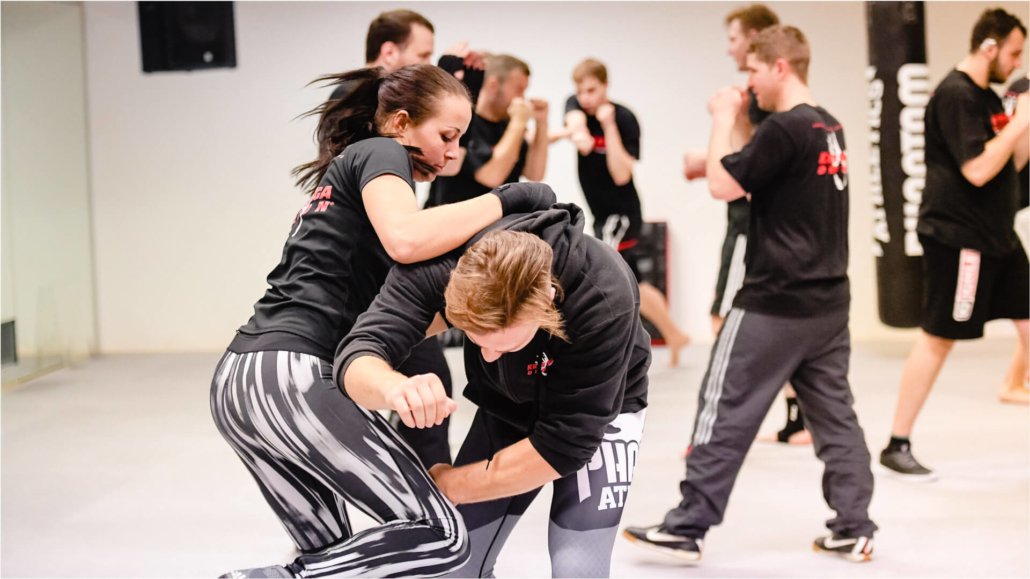 Training - Krag Maga Defcon Singen - Chantal Baumann
