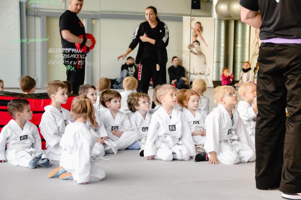 Training Kinder - Krav Maga Defcon Singen