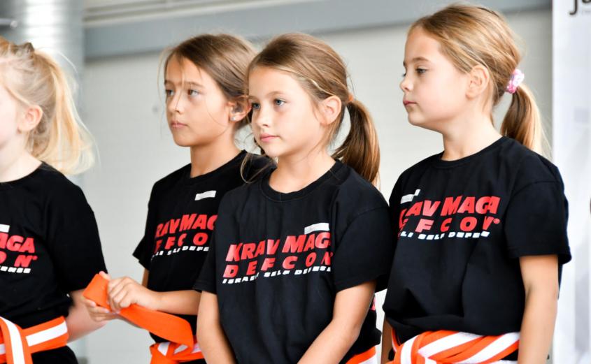 Krav Maga Defcon Singen Kids