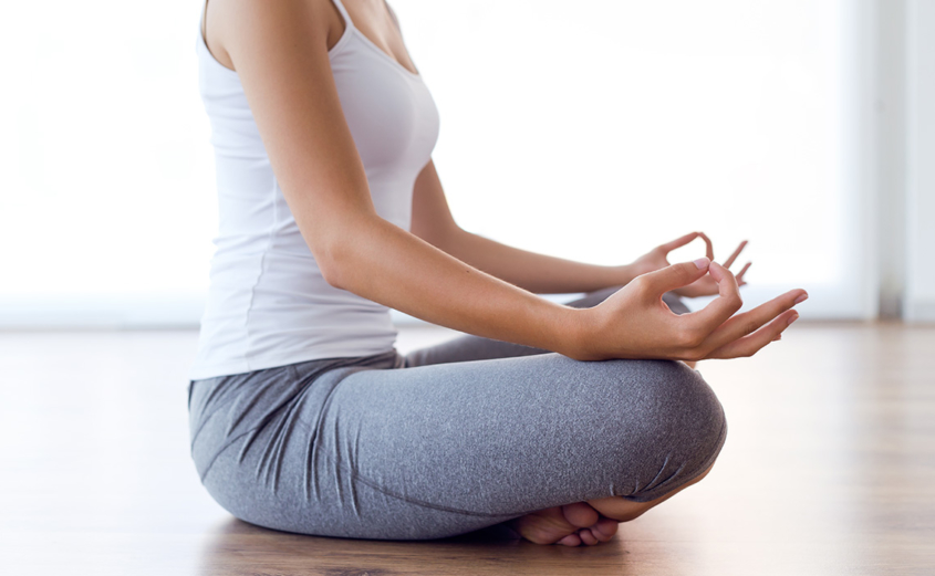 Meditation - Sportakademie Baumann
