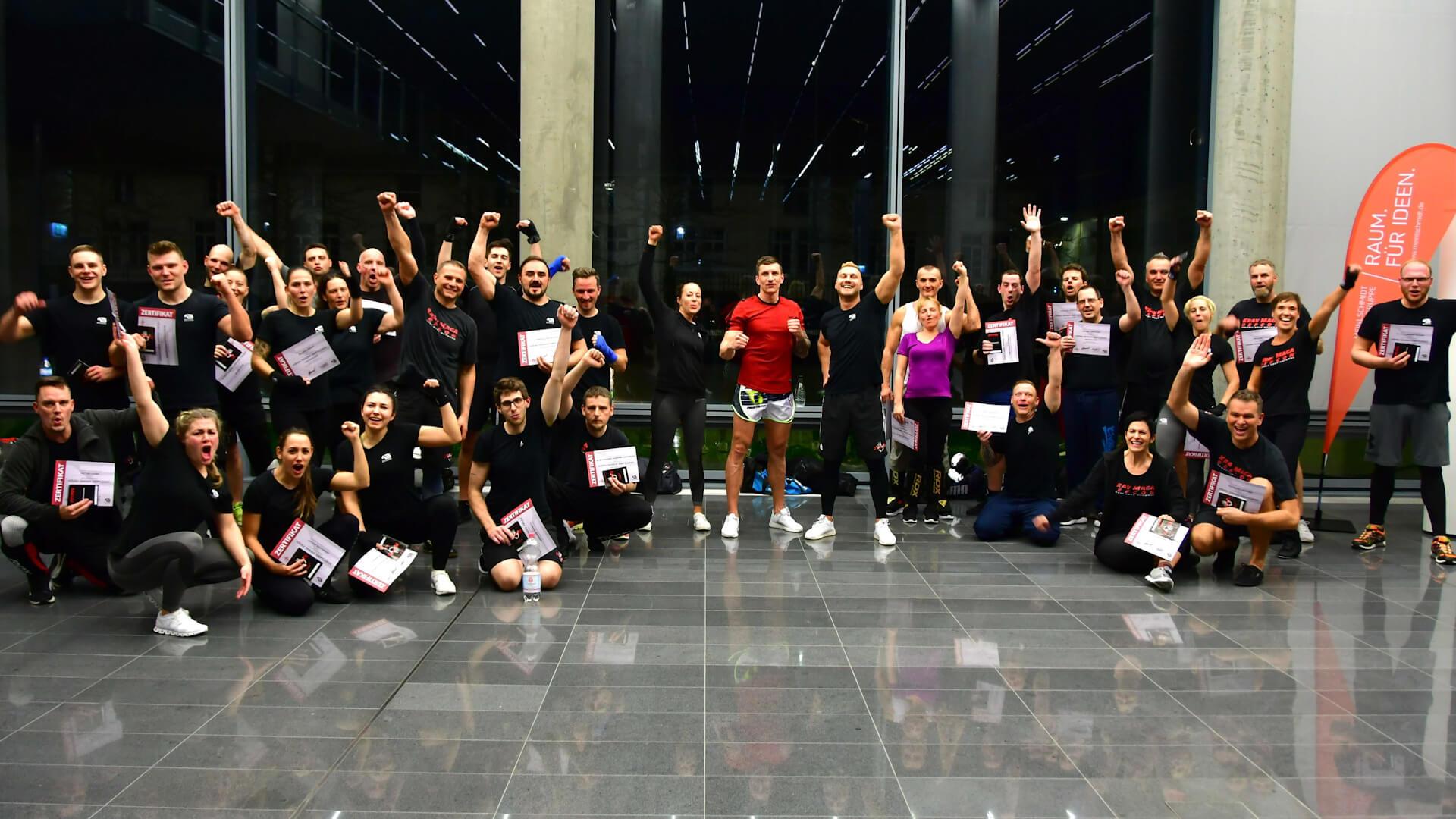 Sportakademie Baumann Kickboxen