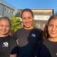 Sportakademie Baumann - Milena und Michelle