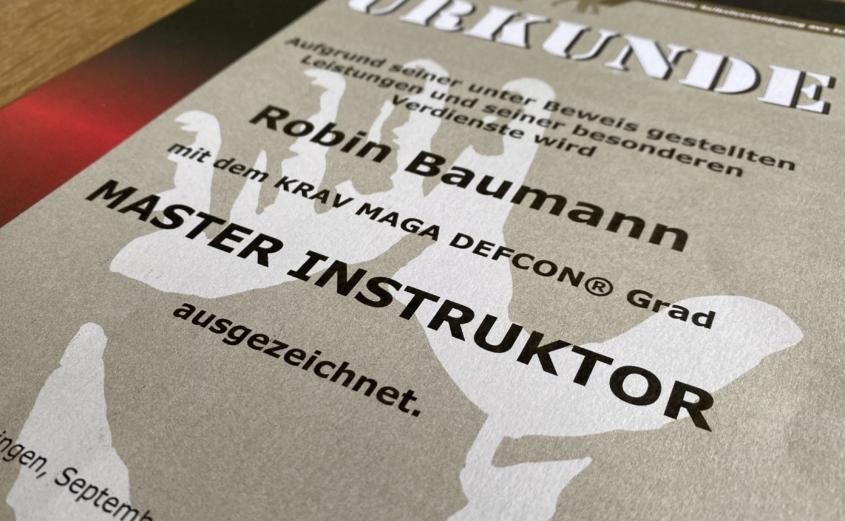 Sportakademie Baumann - Master Instruktor